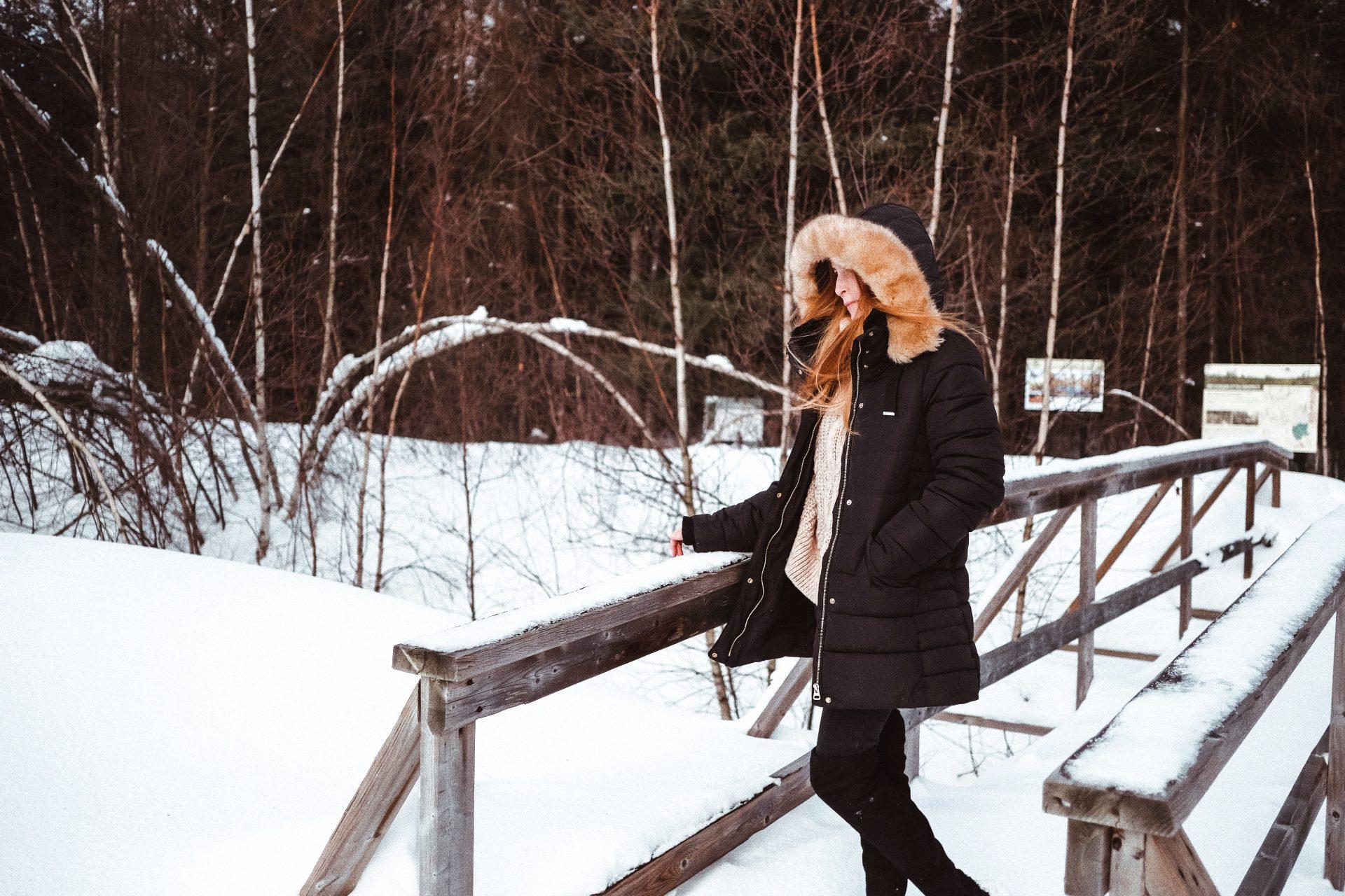 Stéphanie Larochelle, hiver, Anxiété